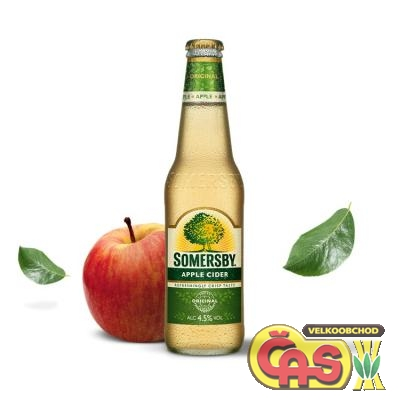CIDER SOMERSBY APPLE 0.33l