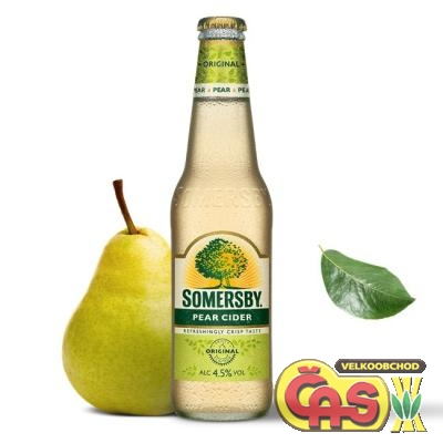 CIDER SOMERSBY PEAR 0.33l