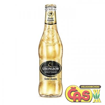CIDER STRONGBOW APPLE GOLD 0.33l jablko