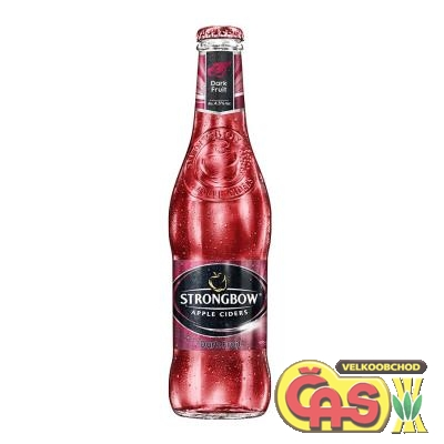 Cider Strongbow Dark Fruit     0.33l sklo