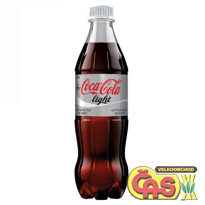 COCA COLA  LIGHT PET  0.5I PET