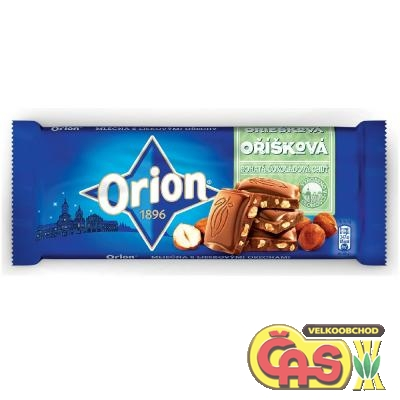 �OKOL�DA ORION 100g O�͊KOV� ML��N� / 18 ks