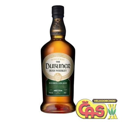 Dubliner Irish whiskey 40% 0.7l