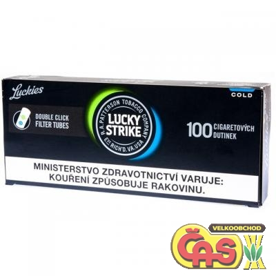 DUTINKY LUCKY STRIKE COLD 100ks/10ks