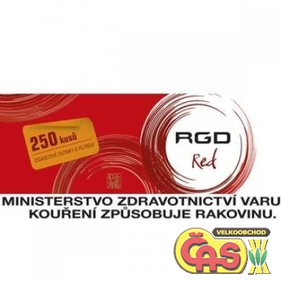 DUTINKY RGD  RED  250/4ks
