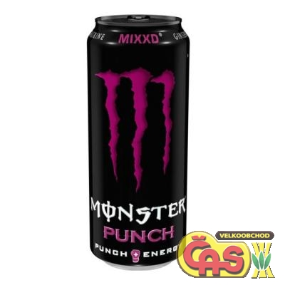 ENER.NÁPOJ MONSTER 0.5l MIX PUNCH
