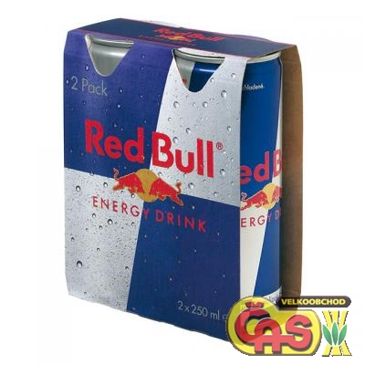 ENER.NÁPOJ RED BULL 2pack  2x0,25l