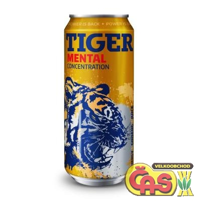 ENER.N�POJ TIGER 0.5l MENTAL