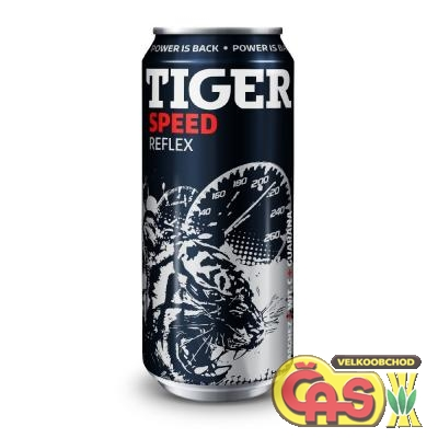 ENER.NÁPOJ TIGER 0.5l SPEED
