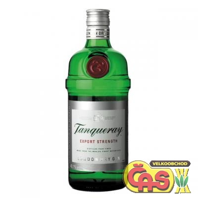 GIN - TANQUERAY 0.7l    43.1%