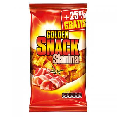 GOLDEN SNACK SLANINA 100g+25%