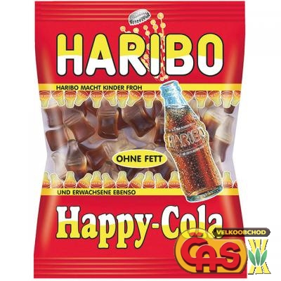 HARIBO HAPPY COLA 100g