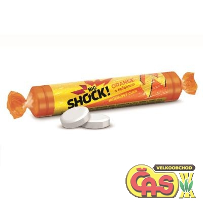 HROZNOVÝ CUKR ORANGE BIG SHOCK 39g