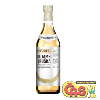 Hruška Williams 40% 0.7l Jelinek