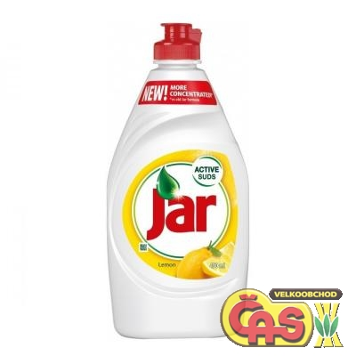 Jar 450ml lemon