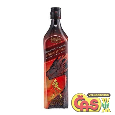 Johnnie Walker Song of Fire 0.7l