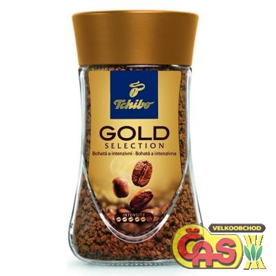 KÁVA TCHIBO GOLD SELECTION 200g
