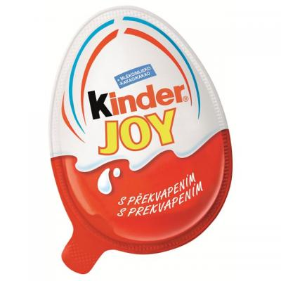 KINDER VAJÍÈKO JOY/24ks