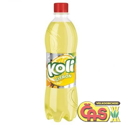 KOLI-0.5l CITRON       PET