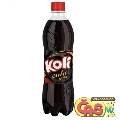 KOLI-0.5l COLA GOLD        PET