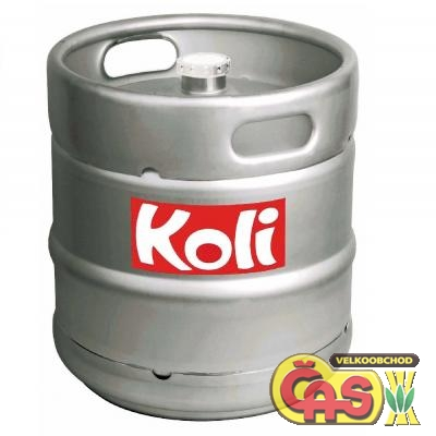 KOLI - 30l COLA GOLD   KEG
