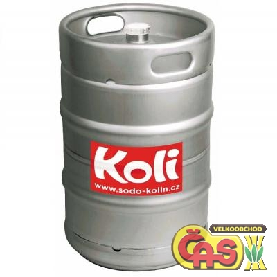 KOLI - 50l COLA GOLD   KEG