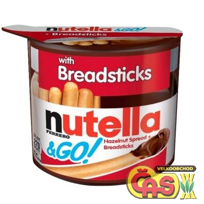 Krém Nutella&Go Breadstick.52g