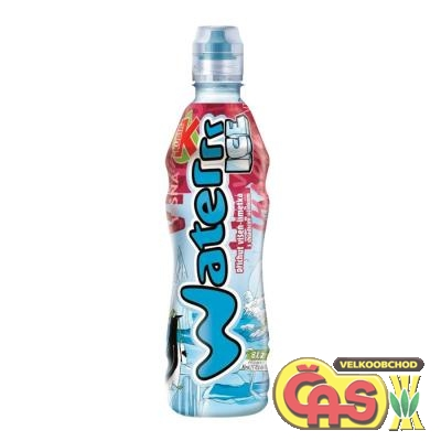 Kubík Water 0.5l PET višeò