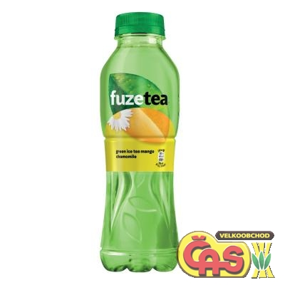LEDOVÝ ÈAJ FUZE TEA 0.5L GREEN MANGO PET