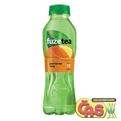 LEDOVÝ ÈAJ FUZE TEA 0.5L GREEN CITRUS PET