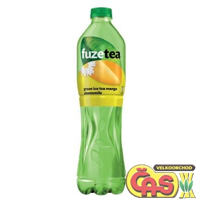 LEDOVЭ ИAJ FUZE TEA 1.5L GREEN MANGO + HEШMБNEK PET