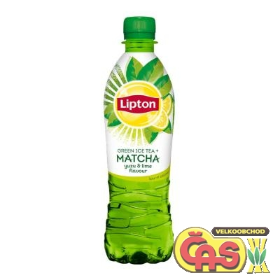 Ledový èaj Lipton 0.5l Ice Tea Yuzu PET