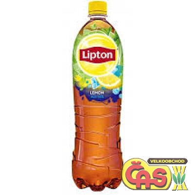 LEDOVÝ ÈAJ LIPTON 1.5L LEMON PET