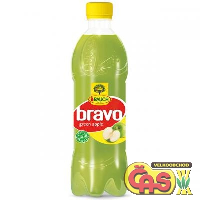 LEDOVÝ ÈAJ RAUCH GREEN APPLE 0.5l