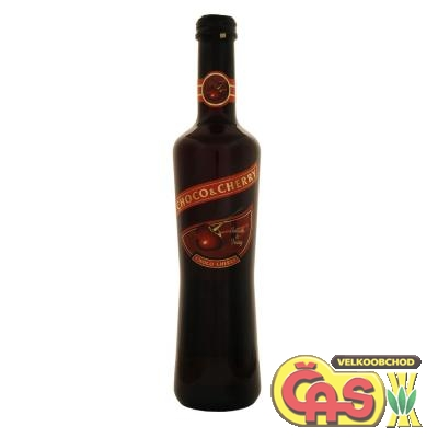 LIKÉR CHOCO&CHERRY 0.5l    10%