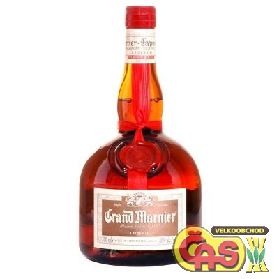 LIKÉR - GRAND MARNIER 0.7l 40% Cordon Rouge
