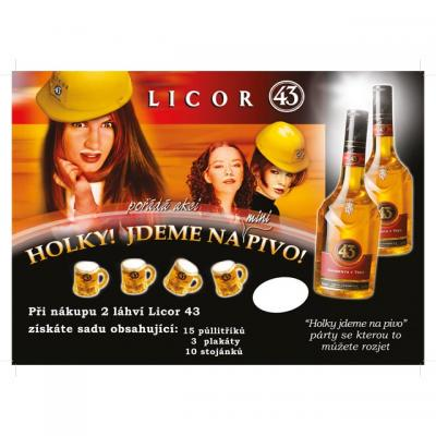 LIKÉR - LICOR 2x0.7l 31% pack