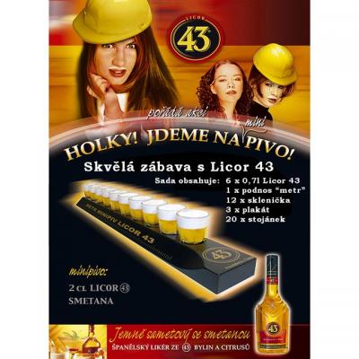 LIKÉR - LICOR 6x0.7l 31% pack