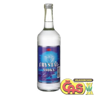 LINEA VODKA CRYSTAL 1l  37,5%