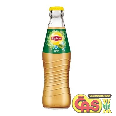 Ledový èaj Lipton Ice Tea green 0.25l