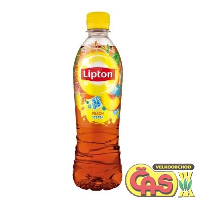 Ledový èaj Lipton 0.5l Ice Tea peach PET