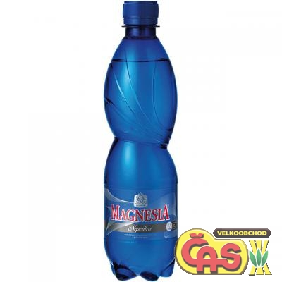 MAGNESIA 0.5l PET  NEPERLIV�