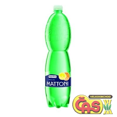 MATTONI 1.5l CITRUS MIX-NEPERLIVÁ