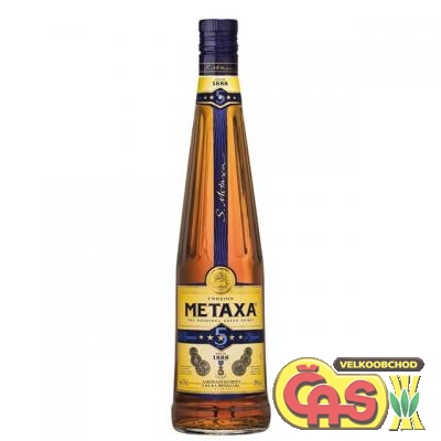 METAXA - 5 STAR 0.7l 38%