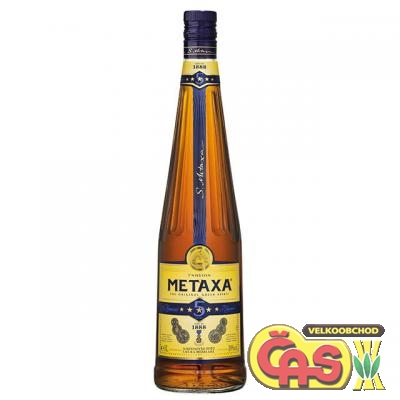METAXA - 5 STAR 1l   38%
