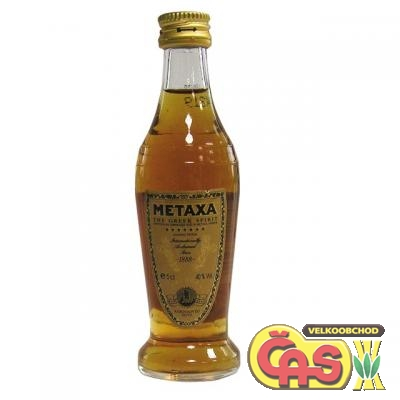 METAXA - 7 STAR 0,05l mini 40%