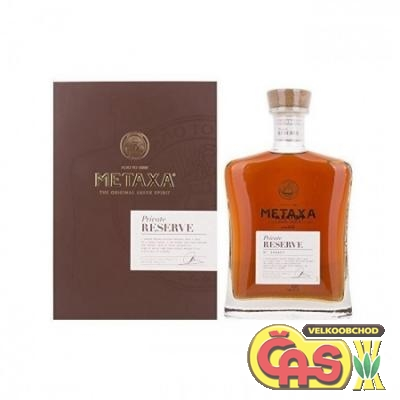 METAXA - PRIVATE RESERVE 0.7l      40%