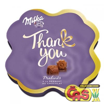 MILKA THANK YOU  42g