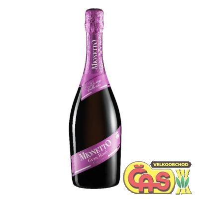 MIONETTO GRAN ROSE 0.75l