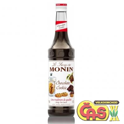 Monin chocolat cookie 0.7l